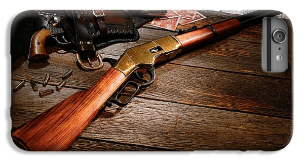 Waiting For The Gunfight IPhone 6 Plus Case