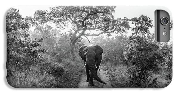 Africa iPhone 6 Plus Case - Walking Giant by Jaco Marx