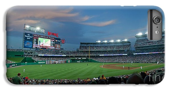 Washington Nationals In Our Nations Capitol IPhone 6 Plus Case