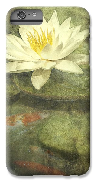 Water Lily IPhone 6 Plus Case by Scott Norris