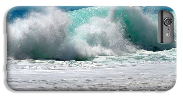Water Ocean iPhone 6 Plus Case - Wave by Karon Melillo DeVega