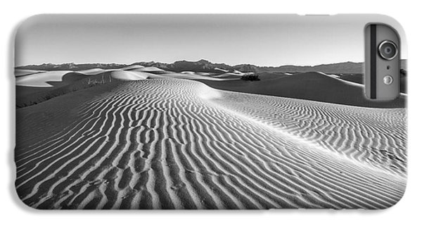 Desert iPhone 6 Plus Case - Waves In The Distance by Jon Glaser
