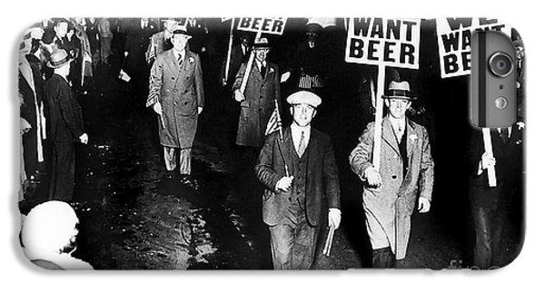 We Want Beer IPhone 6 Plus Case by Jon Neidert