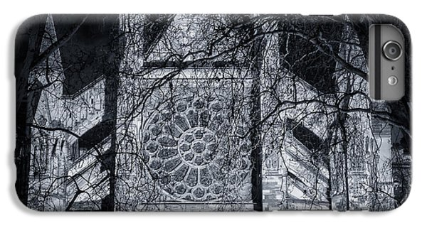Westminster Abbey North Transept IPhone 6 Plus Case