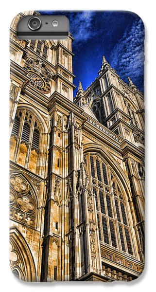 Westminster Abbey West Front IPhone 6 Plus Case by Stephen Stookey