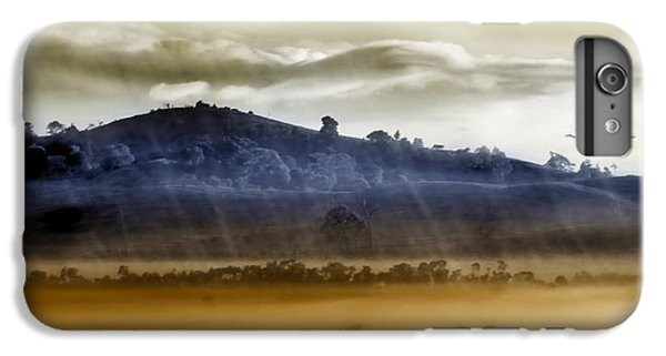 iPhone 6 Plus Case - Whisps Of Velvet Rains... by Holly Kempe