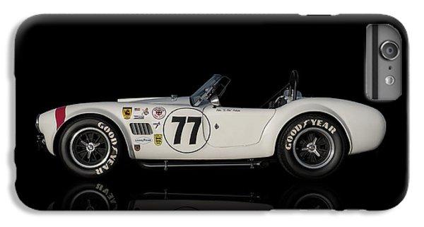 Cobra iPhone 6 Plus Case - White Cobra by Douglas Pittman