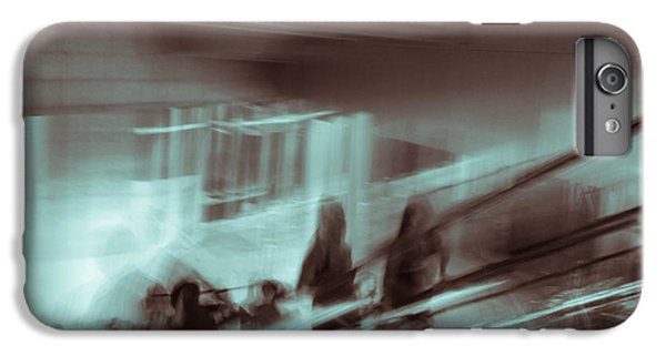 IPhone 6 Plus Case featuring the photograph Why Walk When You Can Ride by Alex Lapidus
