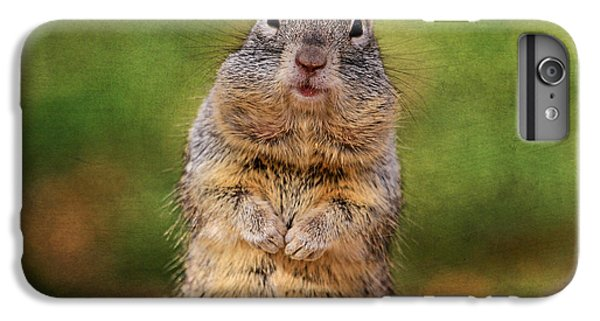Will Work For Peanuts IPhone 6 Plus Case