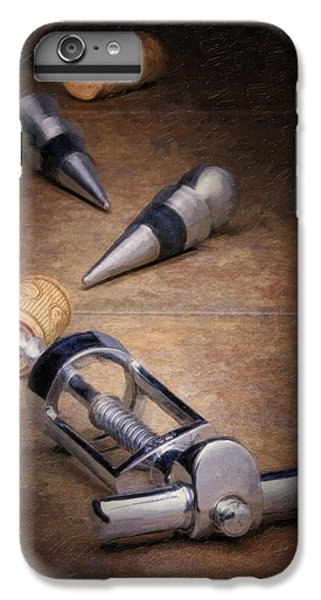 Wine iPhone 6 Plus Case - Wine Accessory Still Life by Tom Mc Nemar