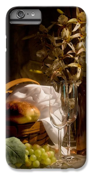 Wine And Romance IPhone 6 Plus Case
