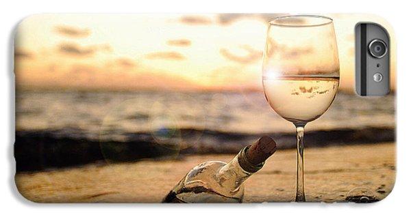 Wine And Sunset IPhone 6 Plus Case