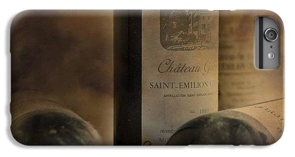 Follow iPhone 6 Plus Case - #wine #french #redwine #stemilion by Georgia Fowler