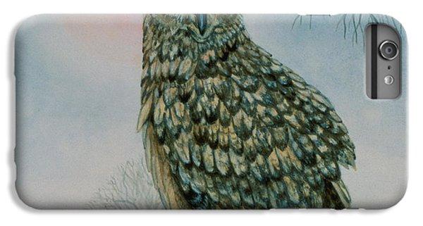 Winter Owl IPhone 6 Plus Case