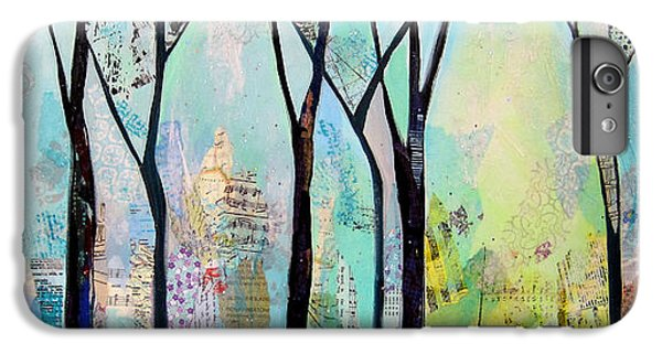 Nature Trail iPhone 6 Plus Case - Winter Wanderings II by Shadia Derbyshire