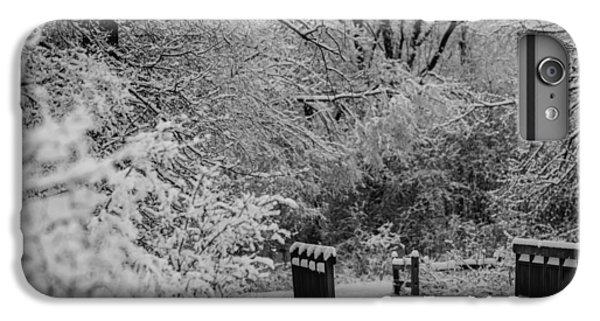 Winter Wonderland IPhone 6 Plus Case by Sebastian Musial
