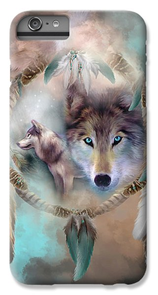 Wolf - Dreams Of Peace IPhone 6 Plus Case