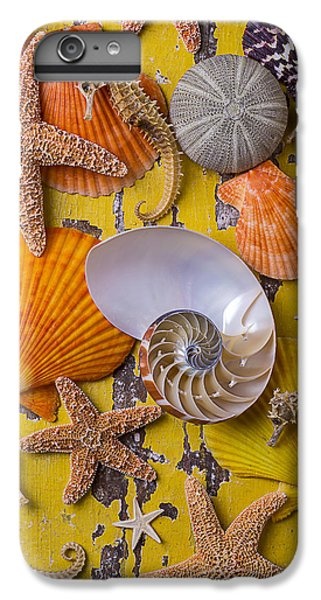Wonderful Sea Life IPhone 6 Plus Case