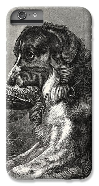 Woodcock-shooting, Hunt, Hunting, Dog IPhone 6 Plus Case by English School