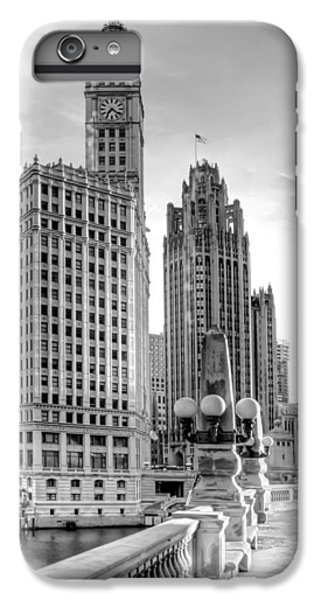 Building iPhone 6 Plus Case - Wrigley And Tribune by Scott Norris