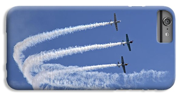Yaks Aerobatics Team IPhone 6 Plus Case by Jane Rix