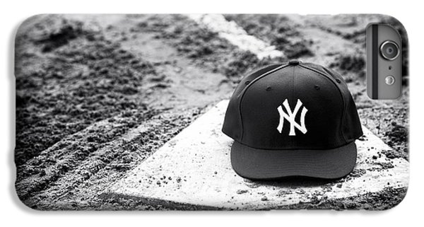 Yankee Home IPhone 6 Plus Case by John Rizzuto