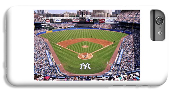 Yankee Stadium IPhone 6 Plus Case by Allen Beatty
