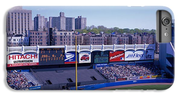 Yankee Stadium Ny Usa IPhone 6 Plus Case by Panoramic Images