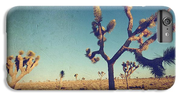 Desert iPhone 6 Plus Case - Yes I'm Still Running by Laurie Search