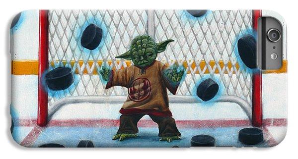 Yoda Saves Everything IPhone 6 Plus Case
