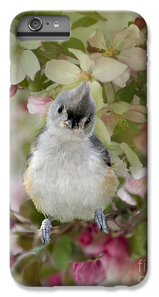 Titmouse iPhone 6 Plus Case - You Gotta Love Me by Betty LaRue