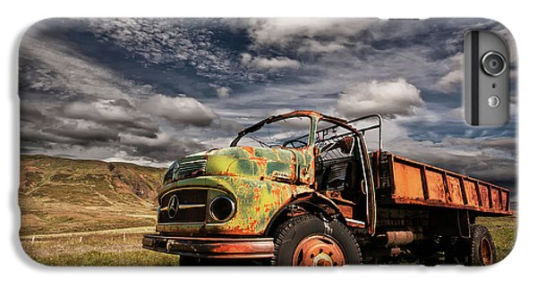 Truck iPhone 6 Plus Case - Z 466 by ?orsteinn H. Ingibergsson