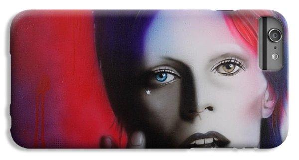 David Bowie - ' Ziggy Stardust ' IPhone 6 Plus Case