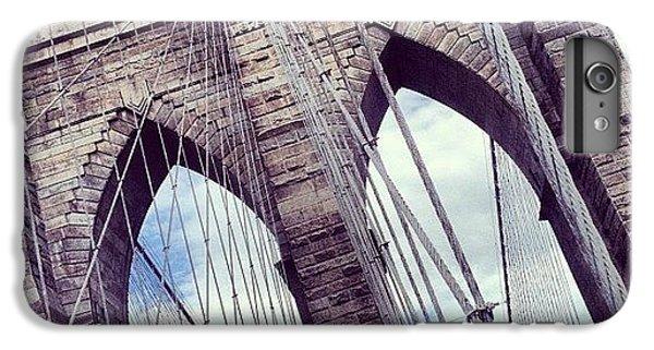 Summer iPhone 6 Plus Case - Brooklyn Bridge by Randy Lemoine