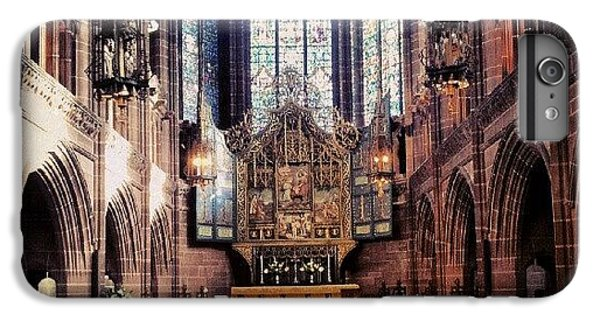 Classic iPhone 6 Plus Case - #liverpoolcathedrals #liverpoolchurches by Abdelrahman Alawwad