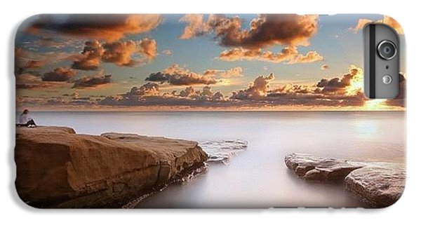 Long Exposure Sunset At A San Diego IPhone 6 Plus Case
