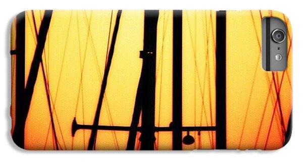 Orange iPhone 6 Plus Case - Master Sunset by Mandy Shupp