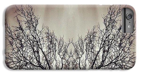 Edit iPhone 6 Plus Case - #symmetry #symmetrical #mirror by James Peto