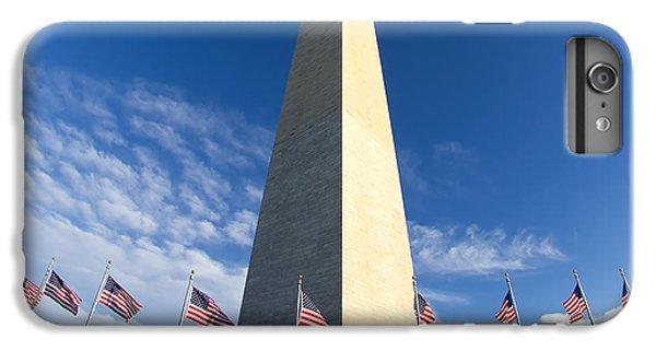Washington Monument IPhone 6 Plus Case by Dustin K Ryan