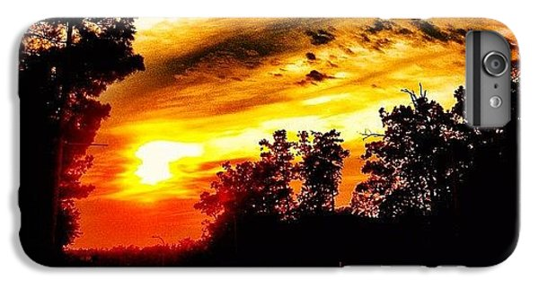 Summer iPhone 6 Plus Case - Sunset by Katie Williams