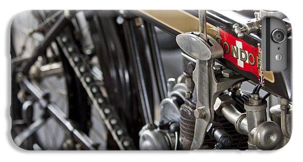 Condor iPhone 6 Plus Case - 1923 Condor Motorcycle by Jill Reger