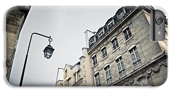 Paris Street IPhone 6 Plus Case by Elena Elisseeva