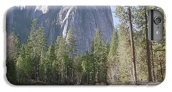 City iPhone 6 Plus Case - 3 Brothers. Yosemite by Randy Lemoine