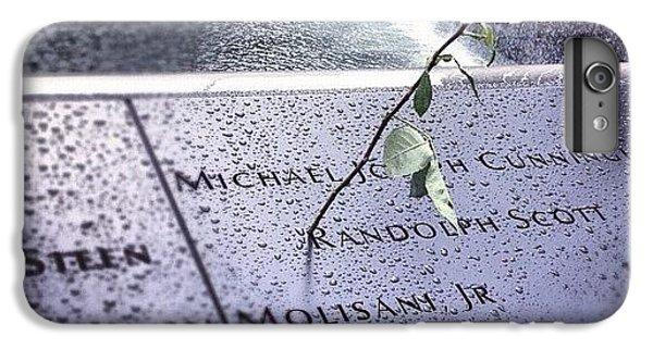 Summer iPhone 6 Plus Case - 9/11 Memorial by Randy Lemoine