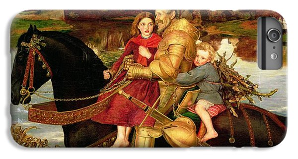 A Dream Of The Past IPhone 6 Plus Case by Sir John Everett Millais