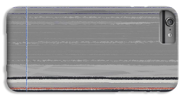 Abstract Grey IPhone 6 Plus Case
