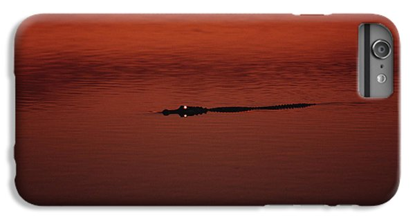 American Alligator Alligator IPhone 6 Plus Case