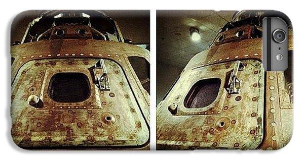 Ohio iPhone 6 Plus Case - Apollo 15 Command Module (4th Mission by Natasha Marco