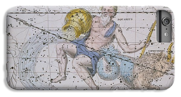 Aquarius And Capricorn IPhone 6 Plus Case by A Jamieson