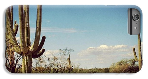 Summer iPhone 6 Plus Case - Arizona by Luisa Azzolini